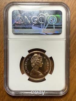 1967 Canada 20$ Gold Coin Confederations Centennial Top Pop NGC SP69 Cameo