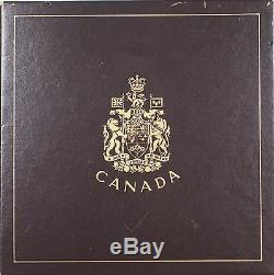 1976 Canada Olympic $100 1/2 Oz Gold Proof Commemorative Coin as Issued