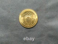1980 US Gold (1/2 oz) American Commemorative Arts Medal Marian Anderson