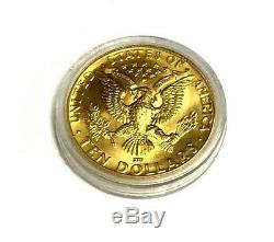 1984 Olympic $10 Gold Commemorative Liberty Coin Los Angeles