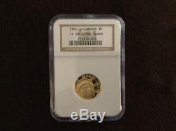 1986 Liberty $5 Gold Commemorative Coin. NGC Graded PR69 UltraCam. No Reserve