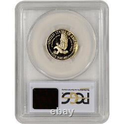 1986-W US Gold $5 Statue of Liberty Commemorative Proof PCGS PR69 DCAM