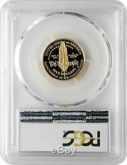 1987-W $5 Constitution Gold Commemorative Coin PCGS PR70DCAM