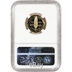 1987-W US Gold $5 Constitution Commemorative Proof NGC PF69 UCAM