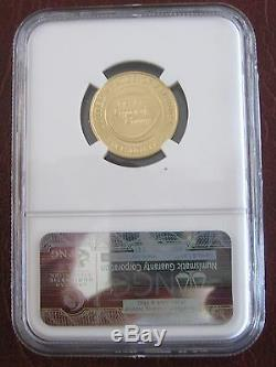 1997-W $5 NGC MS69 Jackie Robinson MINT STATE gold commemorative coin UNC BU
