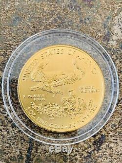 1 oz. 2011 Gold American Eagle $50 Coin