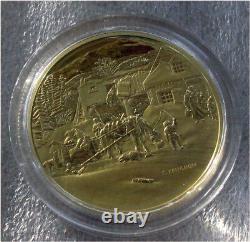 2001 Canada $200 Dollars Gold Coin C. Krieghoff Proof