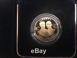 2003-W Proof First Flight Centennial $10 Ten Dollar Commem Gold Coin as Issued