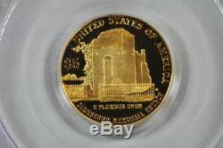 2007 W Jamestown $5 Proof Dollar Gold PR70 PCGS US Mint Commemorative Coin