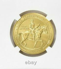 2008 W $10 Jackson Liberty First Spouse Gold Coin Ngc Ms70