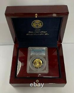 2009 $20 GOLD Ultra High Relief Double Eagle PCGS MS70PL Proof Like UHR With OGP