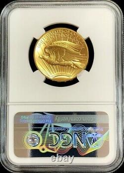 2009 Gold $20 Dollar Ultra High Relief Uhr 1 Oz Coin Ngc Mint State 69