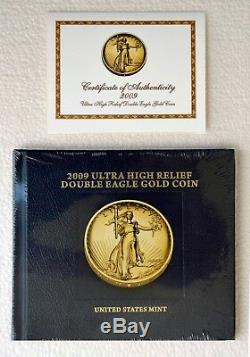 2009 St. Gaudens $20 Gold High Relief NGC MS70 DPL-QA (Quality Assurance) Finest
