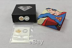 2013 Royal Canadian Mint $75 Gold Coin Superman The Early Years