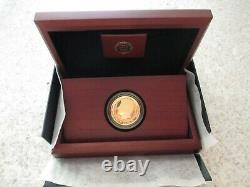 2014 50th Anniversary Kennedy Half Dollar 3/4 oz. Gold Proof Coin US Mint Spots