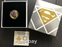 2015 Canada 14K Gold Superman Coin Superman # 4 1940