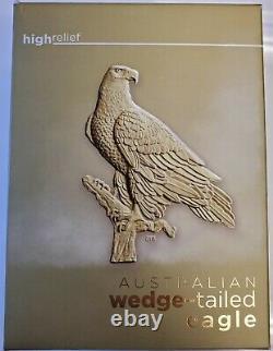 2016 Australia Australian 2 oz Wedge-Tailed Eagle HR Proof Gold Coin NGC PF70 UC