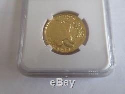 2016 W 100th Anniversary NGC SP70 Gold 50C Walking Liberty 24K 1/2oz Coin