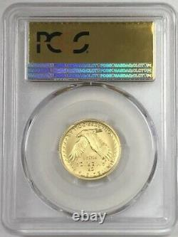 2016-W 25C 100th Anniversary. 9999 Gold Standing Liberty PCGS SP70 First Strike