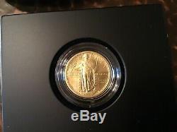 2016-W STANDING LIBERTY QUARTER CENTENNIAL GOLD COIN. 9999 FINE. 25 oz