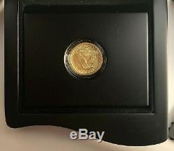 2016-W STANDING LIBERTY QUARTER GOLD CENTENNIAL COMMEMORATIVE COIN With BOX+COA