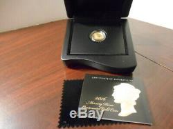 2016 W US Mint Mercury Dime, Centennial Gold Coin 16XB