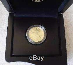 2016-W Walking Liberty Centennial Gold Coin WithBox and COA