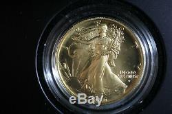 2016 W Walking Liberty Half Dollar Centennial 1/2 oz Gold Coin. 9999 Fine