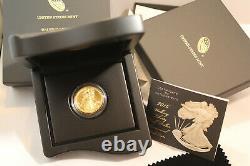 2016-W Walking Liberty Half Dollar Centennial Gold Coin