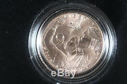 2018W Rose Gold Breast Cancer Awareness Commem Uncirculated $5 Gold Coin withCOA