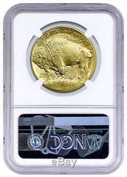 2019 1 oz Gold Buffalo $50 Coin NGC MS69 SKU56088