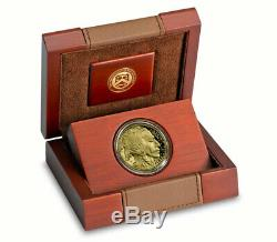 2019 W 1 oz American Gold Buffalo Proof $50 Coin GEM Proof OGP SKU56072