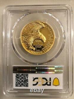 2019-w $100 High Relief Liberty Gold Coin PCGS SP70 DMPL Exceptional Quality