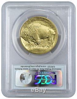 2020 1 oz Gold American Buffalo $50 Coin PCGS MS70 FS Buffalo Label SKU59640