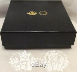 2020 Maple Leaves Motion $50 5OZ Pure Silver Proof Coin Canada with Gold & Rhodium