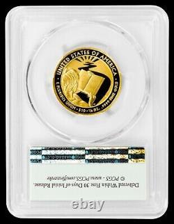 2020-W $10 Barbara Bush Spouse Gold PCGS PR70DCAM FIRST STRIKE - LOW POP COIN