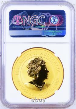 2021 P Australia Bullion GOLD $200 Lunar Year of the Ox NGC MS70 2 oz Coin FR
