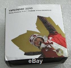 Canada 2010 Vancouver Olympics $75 Dollars Gold Coin Color Rcmp #1577/8000