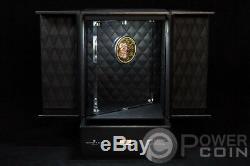 JEWELLED PHOENIX Argyle Pink Diamonds 10 Oz Gold Coin 2000$ Australia 2018