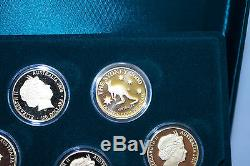 The Sydney 2000 Olympic Gold Coin Series Collection Special Edition Set